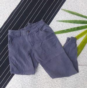 {Patagonia} Blue Tencel Jogger Pants Size 0